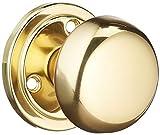 URFIC 293-435-01 - Maniglia a pomello in ottone cromato