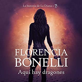 Aquí hay dragones [Here Are Dragons] audiobook cover art