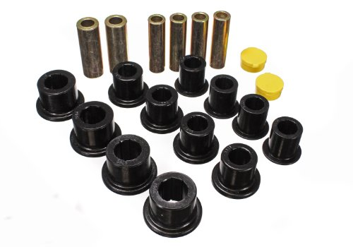 Energy Suspension 4.2148G Front Leaf Spring Bushing Set