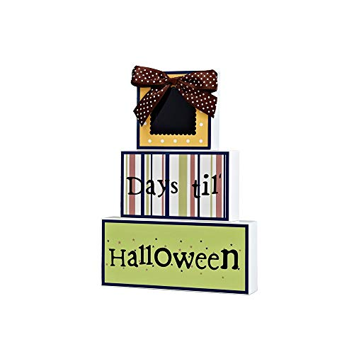 ZAKRLYB Adornos de Madera para niños Ornamentos Decorativos de Dibujos Animados Artesanía para el Dormitorio Sala de niños Estudio Librería Decoración Adornos como cumpleaños Día de los niños Regalos