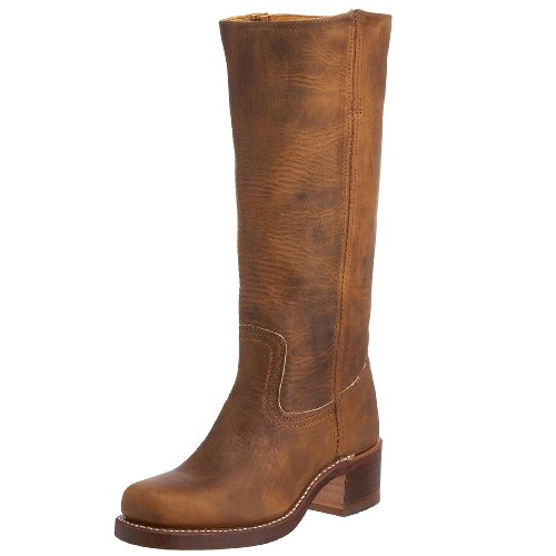 Frye Campus 14L Boot, Dark Brown