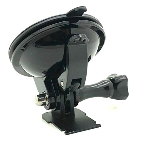Super Suction Sticky Windshield Suction Cup Mount for Escort MAX / MAX2 MAX 2 MAX II/MAX 360 MAX360 Radar Detector (NOT for MAX360C That use Magnetic Cradle, Metal Slide in Plate Connection only)