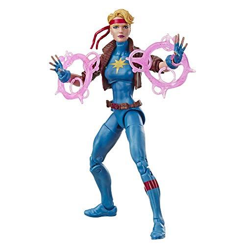 "Marvel Retro 6""-Scale Fan Figure Collection Dazzler (X-Men) Action Figure Toy – Super Hero Collectible Series"