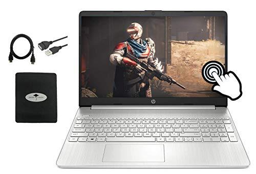 2021 Newest HP 15.6' FHD IPS Touchscreen...