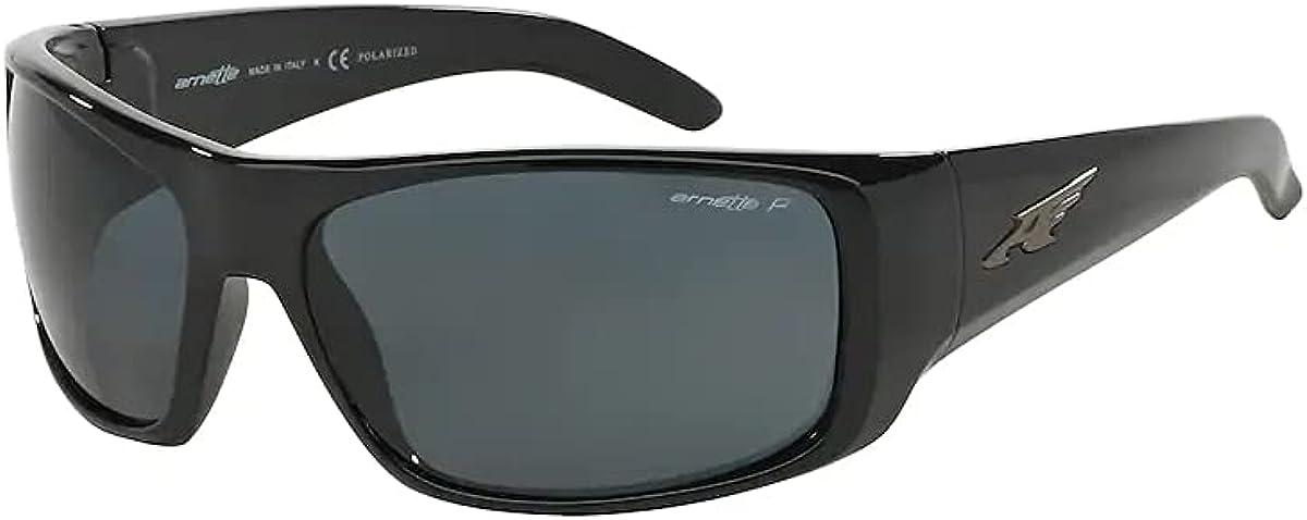 Arnette AN4179 Rectangle Sunglasses for Men + FREE Complimentary Eyewear Kit