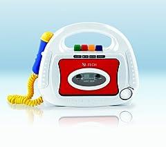 X4-TECH BobbyJoey Kids CassetteSpeler*