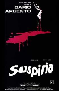 Suspiria Movie Poster (11 x 17 Inches - 28cm x 44cm) (1977) Italian Style A -(Jessica Harper)(Joan Bennett)(Alida Valli)(Udo Kier)(Stefania Casini)(Flavio Bucci)