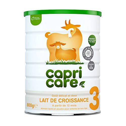 Capricare - Lait De Chevre En Poudre 3 800g A Partir De 12 Mois Capricare