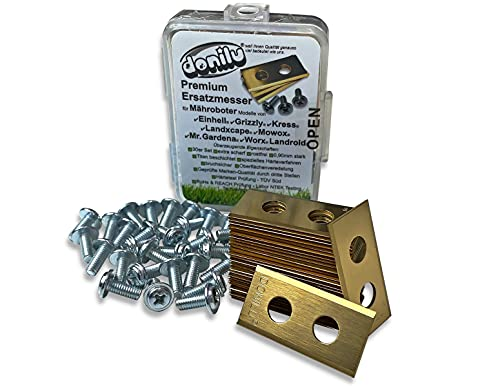 30x Titan Ersatzmesser Klingen Messer...