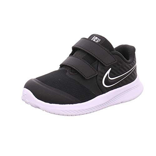 Nike Zapatillas NIKE Star Runner 2 (TDV) para Niños Negro 23.5 EU