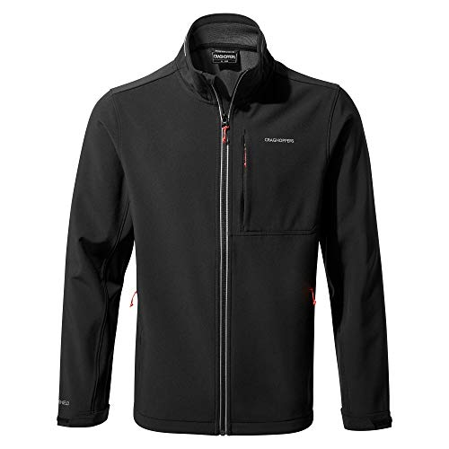Craghoppers Veste homme Altis Black Soft Shell Black M