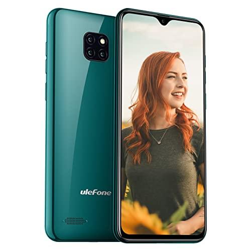 Téléphone Portable Débloqué, Smartphone 6,1Pouce, 16G, Telephone Portable Pas Cher 3G Ulefone Note 7