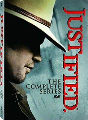 Justified The Complete Series 1-6