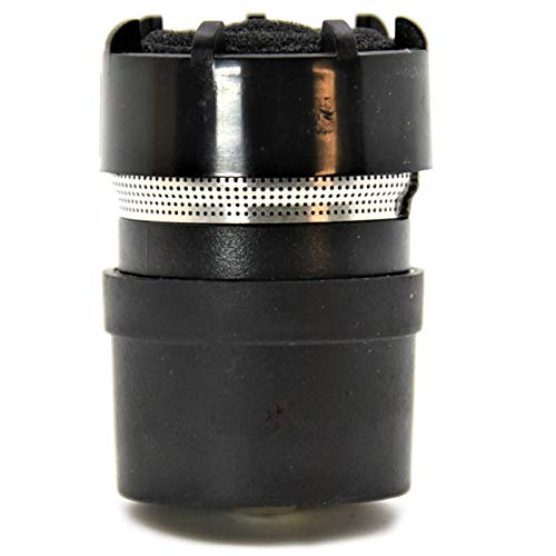 CUHAWUDBA Mikrofonkapsel Moving-Coil-Mikrofone Kernpatrone Dynamisches Kabelgebundenes Kabelloses Mikrofon Ersetzen Reparatur für SM-58 (10 StüCk)