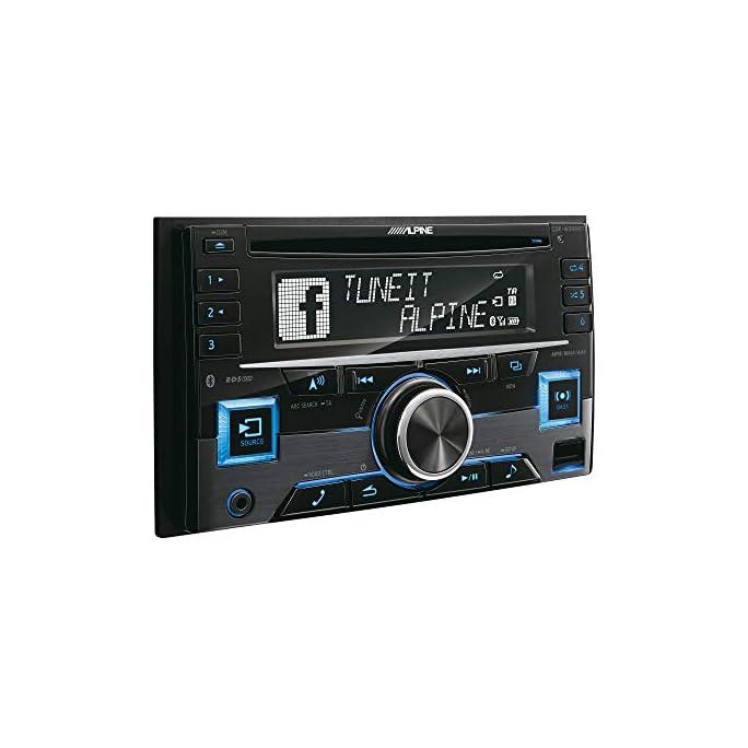 Alpine Electronics CDE-W296BT Autoradio Bluetooth