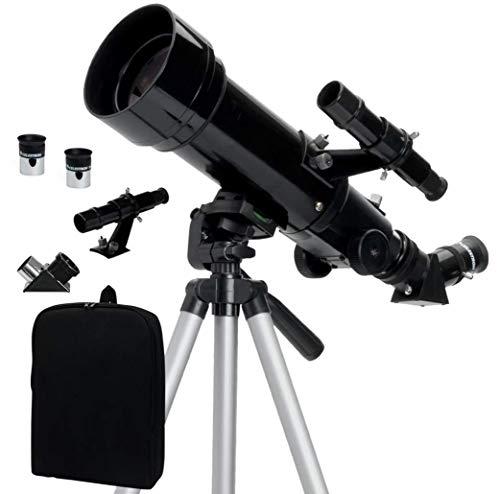 TOYSBBS Telescopio Astronomico Ultra-Alto Claro De 70 MM para Telescopio Celestron Adecuado para La Visualización Terrestre Y Uso Astronómico