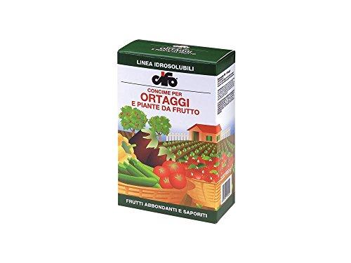 Concime per ortaggi e piante da frutto cifo 600 grammi