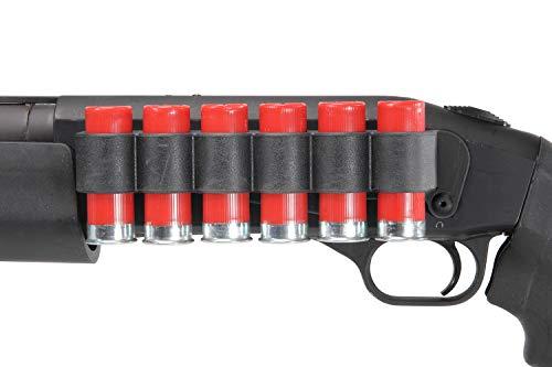 TacStar Shotgun Rail Mount with Sidesaddle - Mossberg 930, 12 Gauge