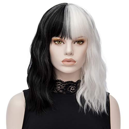 conseguir pelucas bicolor online