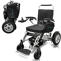Sentire Med Forza FCX Deluxe Power Wheelchair