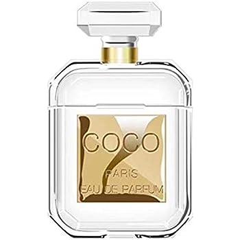 Premium Clear TPU Perfume Bottle Shape