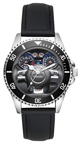 Regalo para Audi TT Fan Conductor Kiesenberg Reloj L-10011