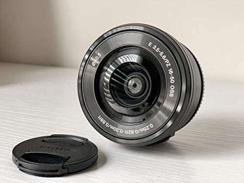 Sony 16-50mm f/3.5-5.6 OSS Alpha E-Mount Retractable Zoom Lens