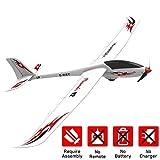 VOLANTEXRC RC Glider Airplane PhoenixV2 Electric RC Sailplane 2000mm Wingspan & Plastic Unibody Fuselage Brushless PNP Version NO Remote NO Battery (759-2 PNP)
