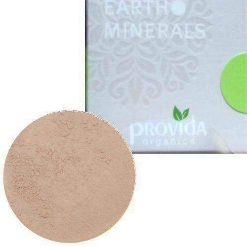 provida Earth Minerals Satin Foundation neutre 4, contenu 6 G