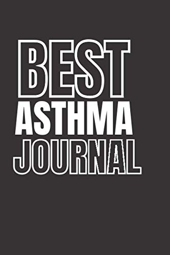 Best Asthma Journal: If you are asthmatic – this journal is for you ! / This Journal great to help you monitor asthma triggers and impact / Gifts For Asthmatic Patient