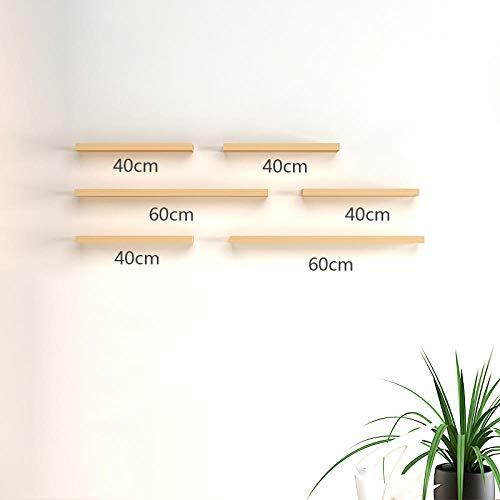 Regal,Moderne Designed Buchregal, Dekoregal,Wandschrank, Hängeschrank, Holzregal ,Schweberegal,Hängeregal,Wandboard,Dekorativer Wandrahmen-Suite E.