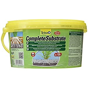 Tetra Complete Substrate, Activates Strong and Healthy Plant Growth in an Aquarium, 5 kg