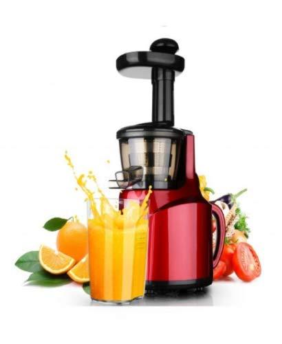 Estrattore di Succo a Freddo, jordan tipo Aicok Estrattore Frutta Smart Juicer Estrattore completo, Alto Valore Nutrizionale, Adatto per Succhi di Fru
