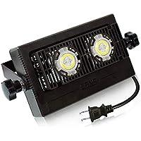 2-Pack SANSI 10W LED Flood Lights