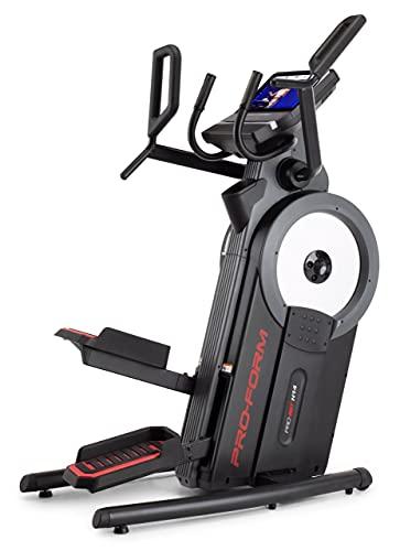 ProForm Pro HIIT H14 Elípticas de Fitness, Unisex-Adult, Negro, One Size