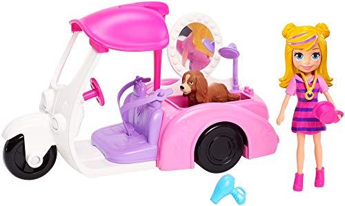 Polly Pocket SCRUBADUB PUP PET Washer