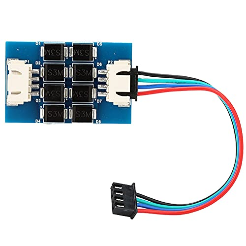 Changor 3d Printer Accessories, Silicone Sock Exempt from Heat Filament Lead Screw Metal+Abs