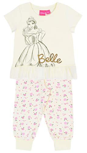 Pijama Amarillo Bella Disney 5-6 Años...