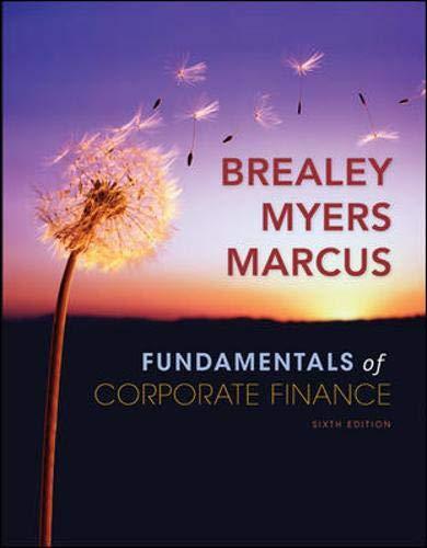 Fundamentals of Corporate Finance + Standard & Poor's...