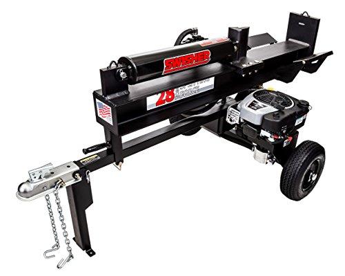 Swisher LSRB87528 28-Ton Log Splitter