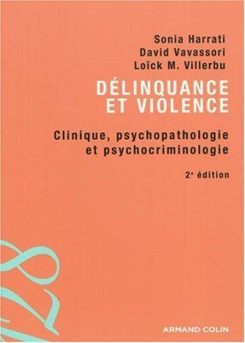 Délinquance et violence