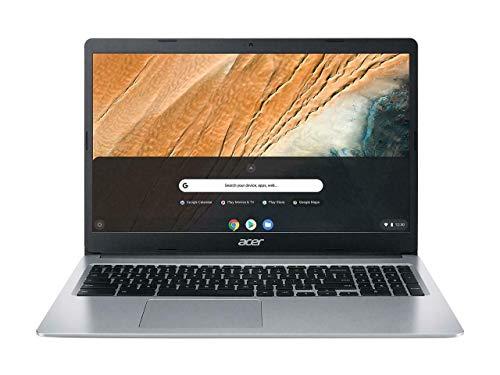 Acer Chromebook 315-15.6' Intel Celeron N4120 1.1GHz 4GB Ram 64GB SSD ChromeOS (Renewed)