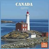 Canada Lighthouse Calendar 2022: Official Canada Calendar 2022 , 16 Month Calendar