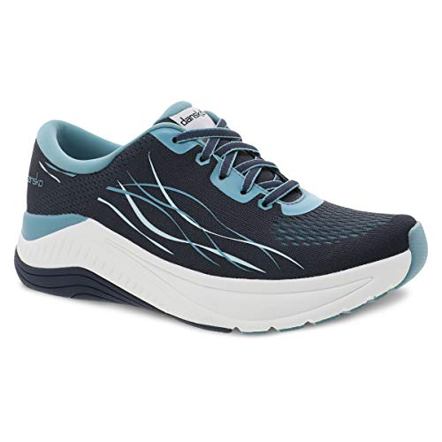 Dansko Women's Pace Navy Walking Shoe 9.5-10 M US - Added Support and Comfort
