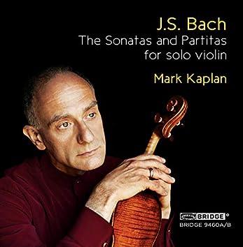J.S. Bach: Violin Sonatas & Partitas