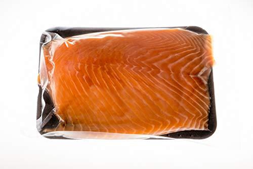 bon comparatif Demi-filet de saumon fumé, prédécoupé sans peau un avis de 2021