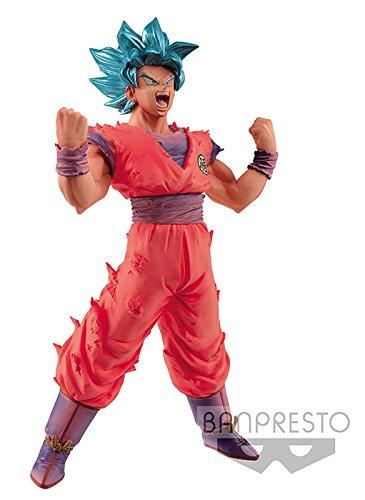 Gintama Dragon Ball Blood of Saiyans–Super Saiyan Blue Goku, 18cm, 26756