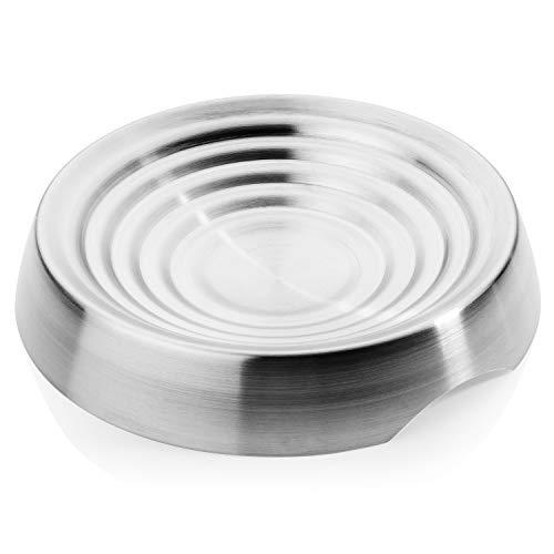 CatGuru Premium Whisker Stress Free Cat Food Bowl, Reliefs Whisker Fatigue, Wide Cat Dish, Non Slip...