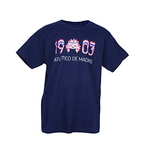 Atletico de Madrid Camiseta Print - 1903 y Indi