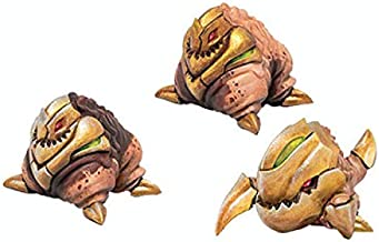 Privateer Press PIP51006 Monsterpocalypse: Planet Eaters Unit Belchers & Crawler (Resin), One Size